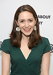 Talene Monahon attends the photo call for the Roundabout Theatre Company Production of 'Apologia'  on September 5, 2018 at the Roundabout Rehearsal Studios in New York City.