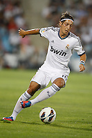 26.08.2012 SPAIN -  La Liga 12/13 Matchday 2th  match played between Getafe C.F. vs Real Madrid CF (0-0) at Alfonso Perez stadium. The picture show Mesut Ozil (German midfielder of Real Madrid)
