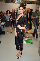 Natalie Anderson<br /> at the Ashley Williams catwalk show as part of London Fashion Week SS17, Brewer Street Carpark, Soho London<br /> <br /> <br /> &copy;Ash Knotek  D3155  16/09/2016