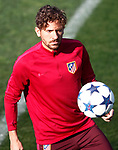 Atletico de Madrid's Alessio Cerci during training session. March 14,2017.(ALTERPHOTOS/Acero)
