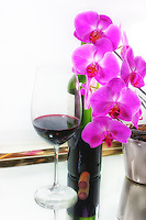 For the Love of Wine Stock Images