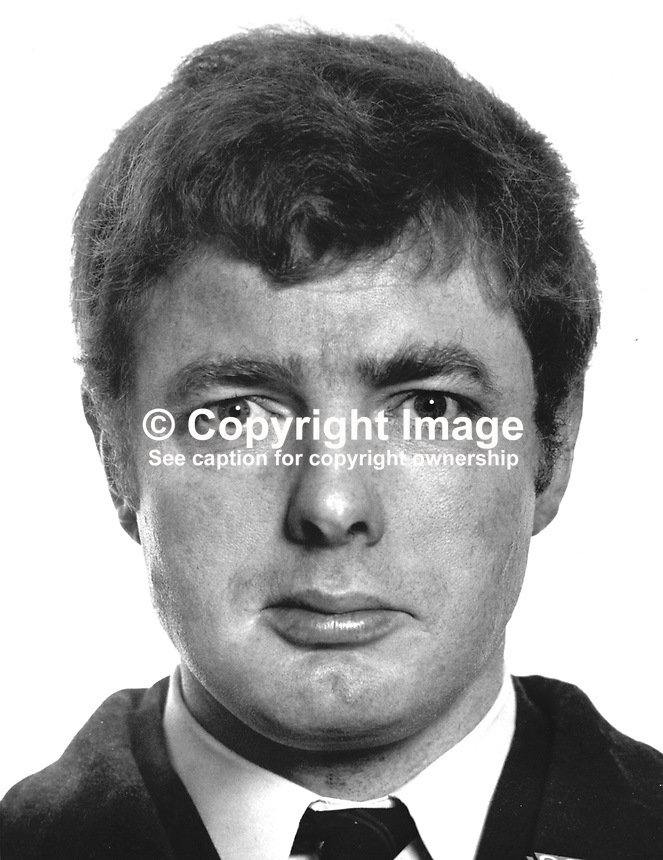 Sergeant Daniel O'Connor, RUC, 35 years, Roman Catholic, married, 3 children, from Glengormley, Co Antrim, who was shot dead 22nd June 1974 whilst on duty on the Crumlin Road to police an Orange Order parade. Another policeman &amp; a civilian were injured in the gun attack. A former internee was jailed for 10 years for being an accessory after the shooting. In 1977 a second man was cleared when the police dropped the charge. It was the second time that the man had been cleared of a murder charge. 197406220355<br />