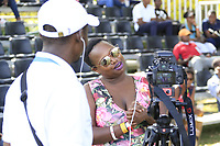 Media interview during the third round of the of the Barclays Kenya Open played at Muthaiga Golf Club, Nairobi,  23-26 March 2017 (Picture Credit / Phil Inglis) 25/03/2017<br /> Picture: Golffile | Phil Inglis<br /> <br /> <br /> All photo usage must carry mandatory copyright credit (© Golffile | Phil Inglis)