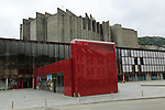 Grieg Hall concert hall city of Bergen, Norway completed 1978 home of the Bergen Philharmonic Orchestra