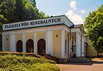 Pijalnia W&oacute;d Mineralnych w Dusznikach-Zdroju, Polska<br /> Mineral Water Pump Room in Duszniki-Zdr&oacute;j, Poland