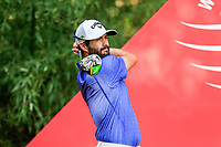 Adam Hadwin (CAN) during the pro-am at the WGC HSBC Champions, Sheshan Golf Club, Shanghai, China. 30/10/2019.<br /> Picture Fran Caffrey / Golffile.ie<br /> <br /> All photo usage must carry mandatory copyright credit (© Golffile | Fran Caffrey)