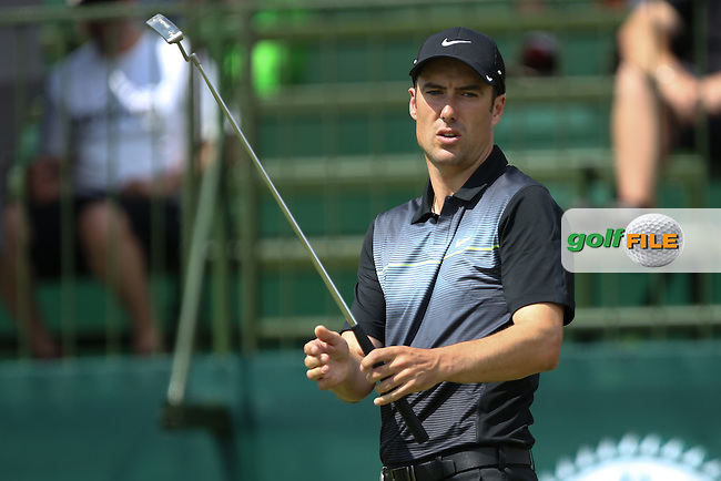 Ross Fisher (ENG) produced a heroic 68 and runner-up to fellow Englishman Danny Willett during the Final Round of the 2014 Nedbank Golf Challenge at the Gary Player Country Club, Sun City Resort, South Africa. Picture:  David Lloyd / www.golffile.ie