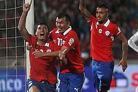 Selección Chilena 2013 Chile vs Venezuela