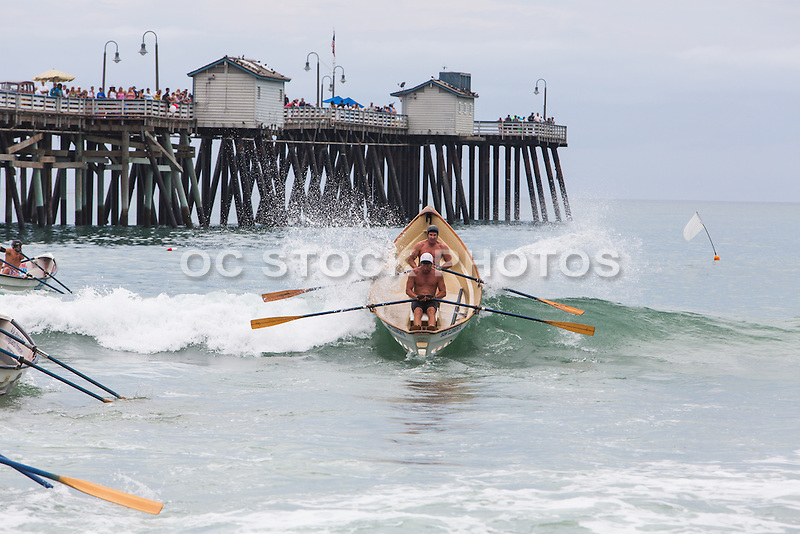 San Clemente Dory Boat Races and Ocean Fest