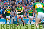 Jack Savage Kerry in action against  Dublin at the National League Final in Croke Park on Sunday.