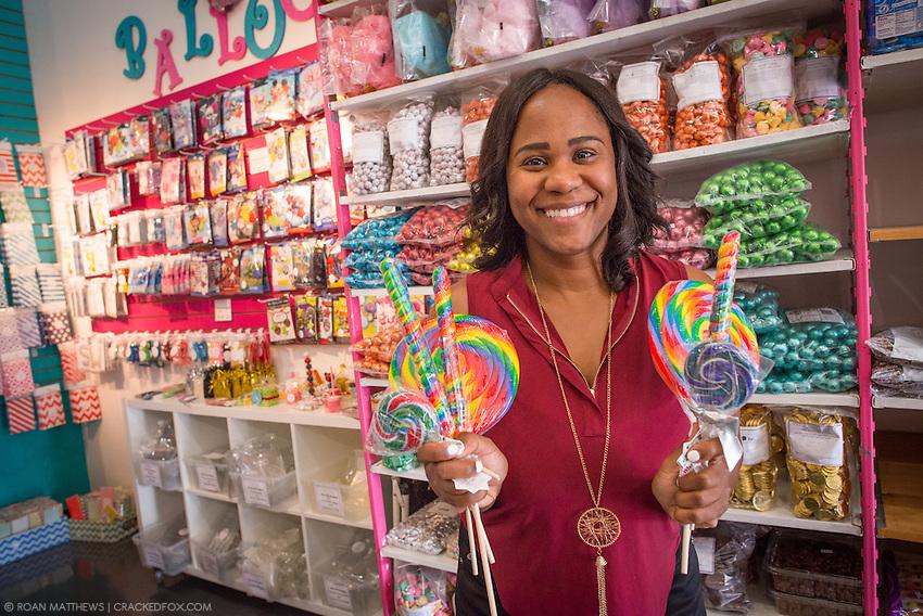 Sweet Dreams Gourmet Candy Shop