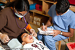 Education preschool 3-4 year olds outreach dental clinic at Headstart preschool horizontal