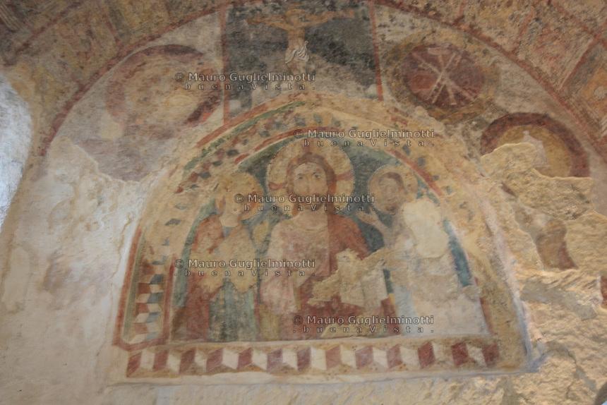 Matera, i Sassi Le chiese rupestri