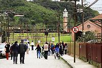 SANTO ANDRÉ, SP, 04.08.2019 - TURISMO-SP - Movimentação de turistas na Vila de Paranapiacaba, no Município de Santo André, neste domingo, 4. (Foto Charles Sholl/Brazil Photo Press)