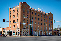 The Hotel Vinita opened its doors on May 16, 1930. There were 75 rooms in the<br /> hotel and the opening prices ranged from $1.50 to $3.00 per night. Each room<br /> was reported to have an individual bed lamp on each bed, a ceiling fan and a<br /> closet. Built by Boone Hotel Company of Kansas with the backing of Vinita<br /> businessmen, the hotel was managed by Fred E. Boone and his son Franklin Boone,<br /> both experienced in the hotel business.