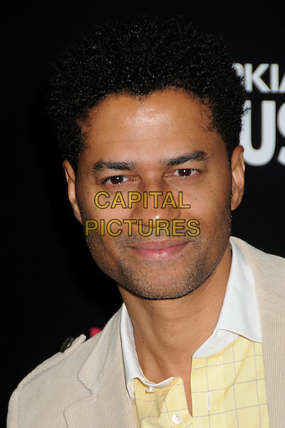 Eric Benet.Roc Nation 2013 Pre-Grammy Brunch held at Soho house, West Hollywood, California, USA, .9th February 2013..portrait headshot beard stubble facial hair .CAP/ADM/BP.©Byron Purvis/AdMedia/Capital Pictures.