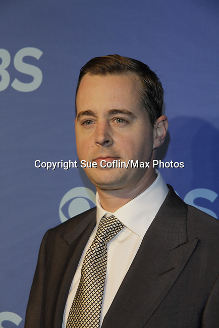 NCIS Sean Murray at CBS Prime Time Upfronts 2014-2015 on May 14, 2014 at Lincoln Center, New York City, New York (Photo by Sue Coflin/Max Photos)