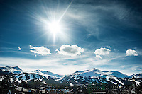 Breckenridge, Colorado, Wednesday March 21, 2012...Photo by Matt Nager