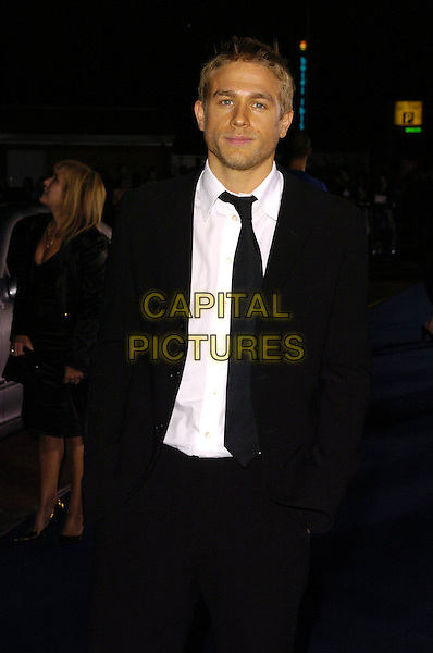 CHARLIE HUMMAN.At the Giorgio Armani RED One Night Only .Fashion & Music Party, Earls Court, .London, England, September 21st 2006..half length black tie.Ref: CAN.www.capitalpictures.com.sales@capitalpictures.com.©Can Nguyen/Capital Pictures