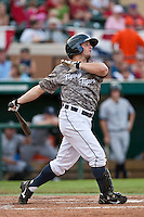 Kody Kaiser (35) of the Lakeland Flying Tigers during a game vs. the Tampa Yankees May 15 2010 at Joker Marchant Stadium in Lakeland, Florida. Tampa won the game against Lakeland by the score of 2-1.  Photo By Scott Jontes/Four Seam Images