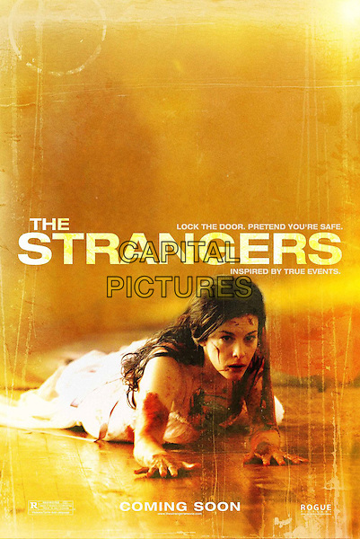 POSTER ART.in The Strangers .*Filmstill - Editorial Use Only*.CAP/FB.Supplied by Capital Pictures.