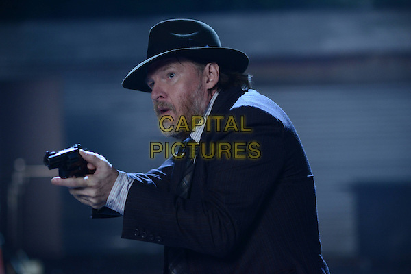 Gotham (2014&ndash; ) <br /> (Season 2, Episode 5, &quot;Scarification&quot;)<br /> Donal Logue as Detective Harvey Bullock<br /> *Filmstill - Editorial Use Only*<br /> CAP/KFS<br /> Image supplied by Capital Pictures