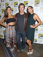 Jessica Alba, Josh Brolin, Rosario Dawson<br /> at the &quot;Sin City: A Dame To Kill For&quot; Comic Con Red Carpet, Hilton San Diego Bayfront, San Diego, CA 07-26-14<br /> David Edwards/Dailyceleb.com 818-249-4998