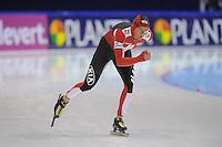 SCHAATSEN: HEERENVEEN: IJsstadion Thialf, 16-11-2012, Essent ISU World Cup, Season 2012-2013, Men 5000 meter Division B, Martin Hänggi (SUI), ©foto Martin de Jong