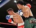 Boxing: 8R featherweight bout at Korakuen Hall: Ryo Sagawa vs Ryo Matsumoto