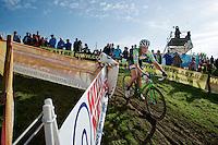 Sophie De Boer (NLD)<br /> <br /> GP Mario De Clercq 2014<br /> Hotond Cross<br /> CX BPost Bank Trofee - Ronse