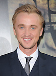 "Tom Felton attends The 20th Century Fox L.A. Premiere of ""Rise of the Planet of The Apes"" held at The Grauman's Chinese Theatre in Hollywood, California on July 28,2011                                                                               © 2011 DVS / Hollywood Press Agency"