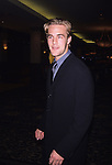 "James Van Der Beek of ""Dawson's Creek"" at the WB Primetime Upfront in New York City on May 16th, 2000."
