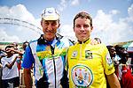 Jock Boyer and Lill Daren (National Team South Africa)