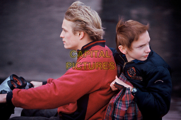 Jeremie Renier.in L'enfant (The Child).*Filmstill - Editorial Use Only*.CAP/PLF.Supplied by Capital Pictures.