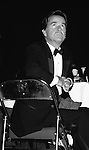Dick Clark.Attending the 1990  N.A.T.P.E. TV Convention .Lifetime Achievement Iris Awards in New Orleans..January 1990.
