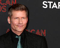 """LOS ANGELES - MAR 5:  Crispin Glover at the """"American Gods"""" Season 2 Premiere at the Theatre at Ace Hotel on March 5, 2019 in Los Angeles, CA"""