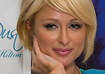 031409tvinterviewportraitFOUR.Paris Hilton during a private interview session for local media..BND/TIM VIZER