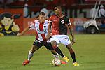 Junior empezó el segundo torneo del 2015 con victoria 2-0 sobre el Cúcuta Deportivo en el estadio metropolitano de Barranquilla.