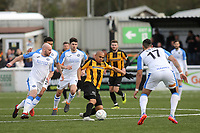 Elliott Romain of Maidstone United in action during Maidstone United vs Havant and Waterlooville, Vanarama National League Football at the Gallagher Stadium on 9th March 2019