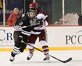 Nolan Julseth-White (Union - 2) - The Union College Dutchmen defeated the Harvard University Crimson 2-0 on Friday, January 13, 2011, at Fenway Park in Boston, Massachusetts.