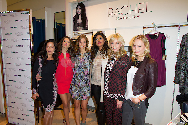 Rachel Roy attending the Rachel by Rachel Roy collection launch held at Karstadt, Moenckebergstrasse, Hamburg, Germany, 21.11.2013. <br /> Photo by Christopher Tamcke/insight media /MediaPunch Inc.