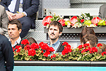 Julian Lopez attends to the Mutua Madrid Open Tennis 2016,  May 2, 2016. (ALTERPHOTOS/BorjaB.Hojas)