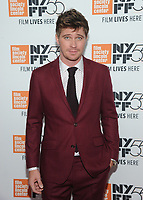 "NEW YORK, NY - OCTOBER 12: Garrett Hedlund  attends the 55th NYFF World Premiere of ""Mudbound"" at Alice Tully Hall on October 12, 2017 in New York City. Photo Credit: John Palmer/MediaPunch"