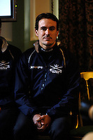 PUTNEY, LONDON, ENGLAND, 06.03.2006,  Oxford's French stroke Bastien Ripoll, 2006 Presidents Challenge and Boat Race Crew announcement   © Peter Spurrier/Intersport-images.com..[Mandatory Credit Peter Spurrier/ Intersport Images] Varsity:Boat Race
