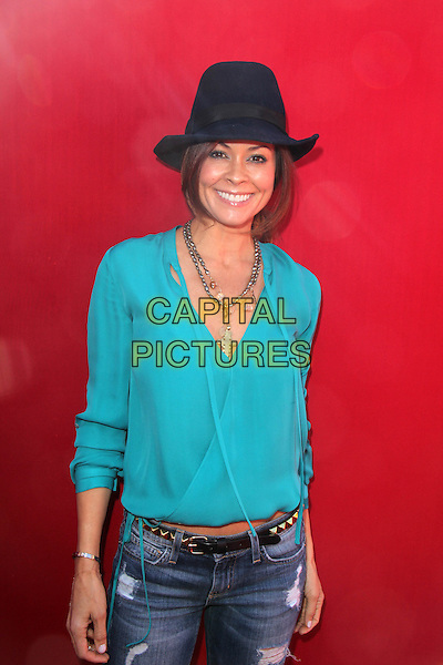 WESTWOOD, CA - February 01: Brooke Burke Charvet at the &quot;The Lego Movie&quot; Los Angles Premiere, Village Theatre, Westwood,  February 01, 2014.  <br /> CAP/MPI/JO<br /> &copy;Janice Ogata/MediaPunch/Capital Pictures