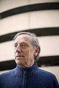 Ariel Dorfman, author of Picasso's Closet, at Duke University in Durham, NC, Oct. 16, 2009.
