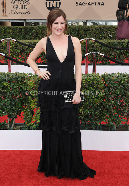 WWW.ACEPIXS.COM<br /> <br /> January 30 2016, LA<br /> <br /> Kathryn Hahn arriving at the 22nd Annual Screen Actors Guild Awards at the Shrine Auditorium on January 30, 2016 in Los Angeles, California<br /> <br /> By Line: Peter West/ACE Pictures<br /> <br /> <br /> ACE Pictures, Inc.<br /> tel: 646 769 0430<br /> Email: info@acepixs.com<br /> www.acepixs.com