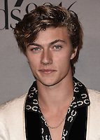 LOS ANGELES - OCTOBER 24:  Lucky Blue Smith at the 2nd Annual InStyle Awards at The Getty Center on October 24, 2016 in Los Angeles, California.Credit: mpi991/MediaPunch