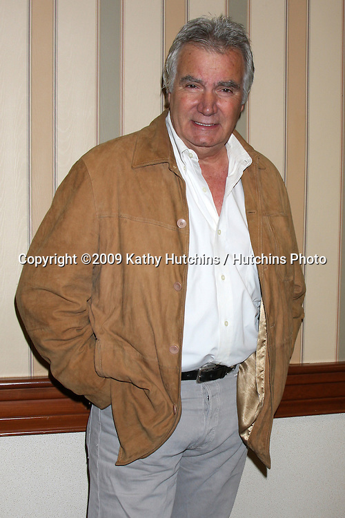 John McCook at The Bold & The Beautiful  Breakfast   at the Sheraton Universal Hotel in  Los Angeles, CA on August 29, 2009.©2009 Kathy Hutchins / Hutchins Photo.