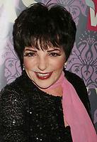 Liza Minnelli, 2009, Photo By John Barrett/PHOTOlink